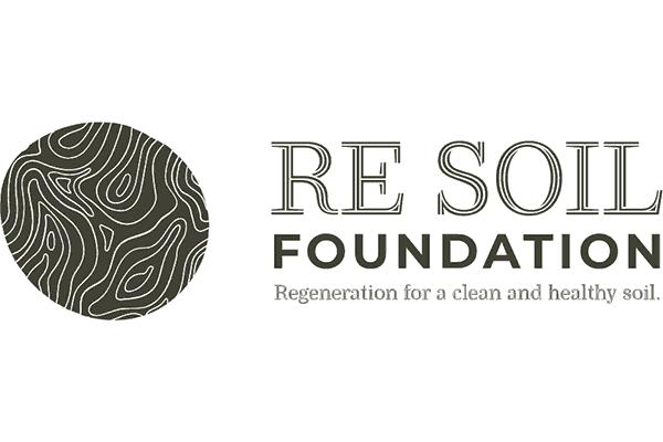 Re Soil Foundation Logo Vector PNG
