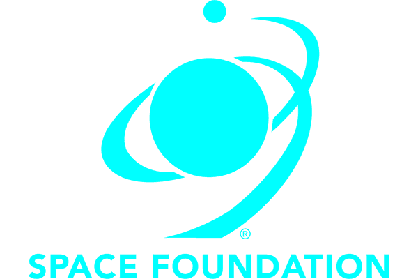 Space Foundation Logo Vector PNG