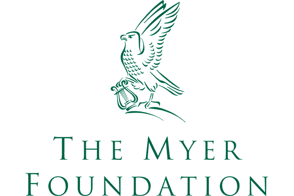 The Myer Foundation Logo Vector PNG