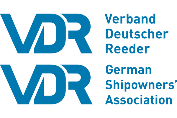 VDR – Verband Deutscher Reeder | German Shipowners Association Logo Vector PNG