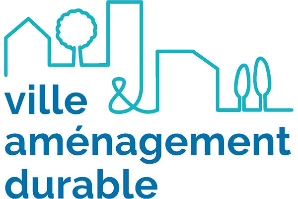 Ville & Aménagement Durable Logo Vector PNG