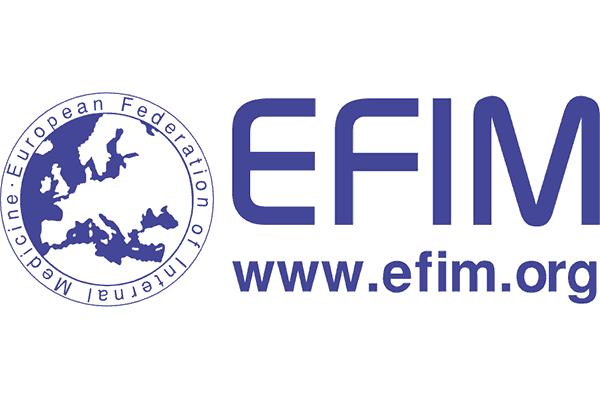 European Federation of Internal Medicine (EFIM) Logo Vector PNG