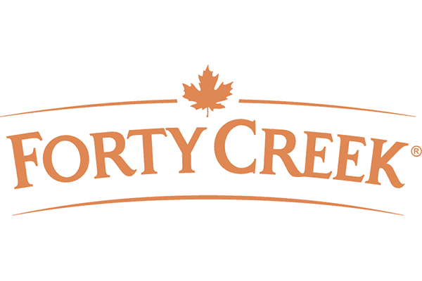 Forty Creek Whisky Logo Vector PNG