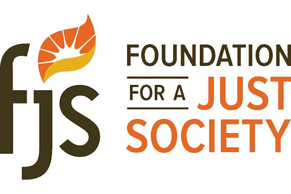 Foundation for a Just Society Logo Vector PNG