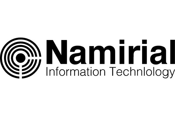 Namirial Information Technology Logo Vector PNG