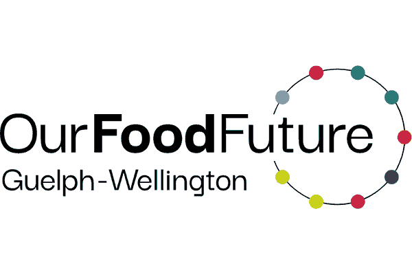Our Food Future Guelph-Wellington Logo Vector PNG