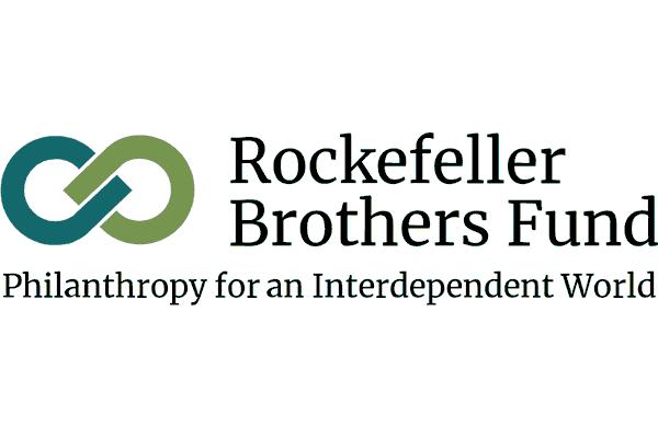 Rockefeller Brothers Fund Logo Vector PNG