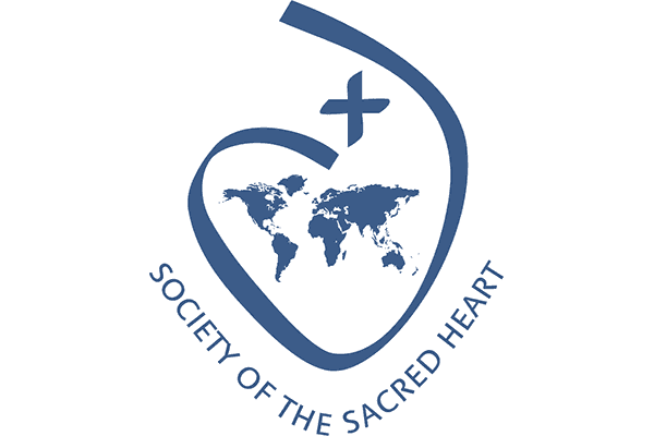 Society of the Sacred Heart Logo Vector PNG