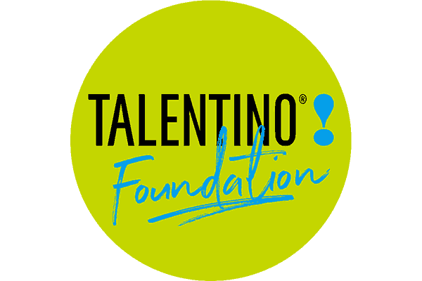 Talentino Foundation Logo Vector PNG