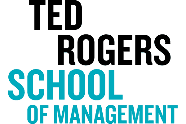 Ted Rogers School of Management Logo Vector PNG