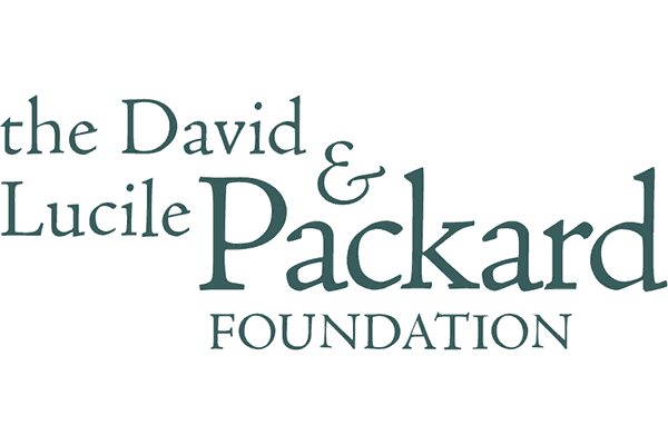 The David and Lucile Packard Foundation Logo Vector PNG