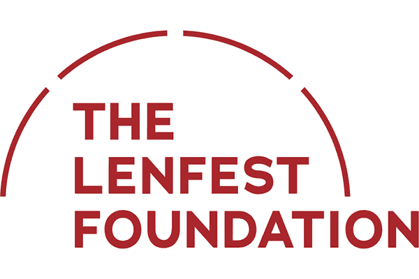 The Lenfest Foundation Logo Vector PNG