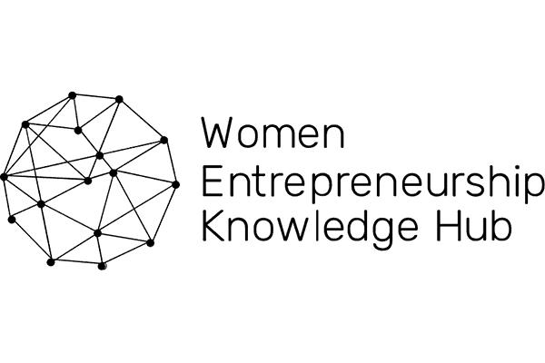 Women Entrepreneurship Knowledge Hub (WEKH) Logo Vector PNG
