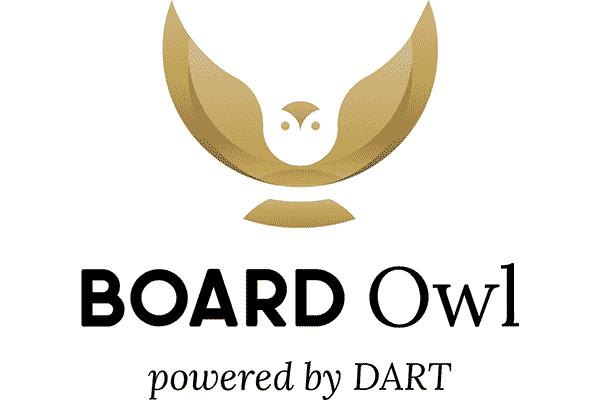 Board Owl Logo Vector PNG