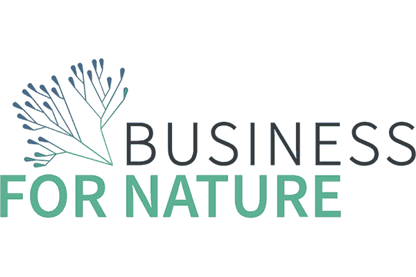 Business for Nature Logo Vector PNG