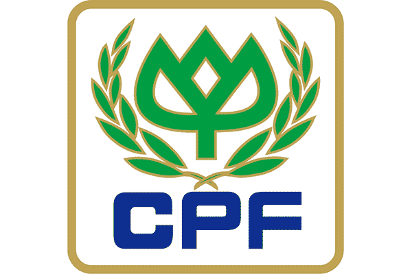 Charoen Pokphand Foods PCL (CPF) Logo Vector PNG