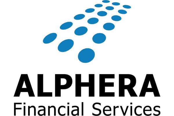ALPHERA Financial Services Logo Vector PNG