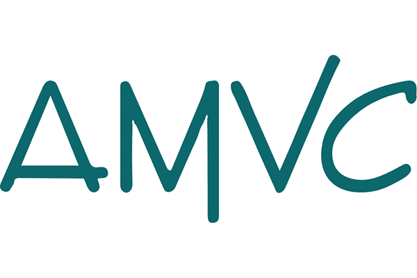 AMVC Management Services Logo Vector PNG