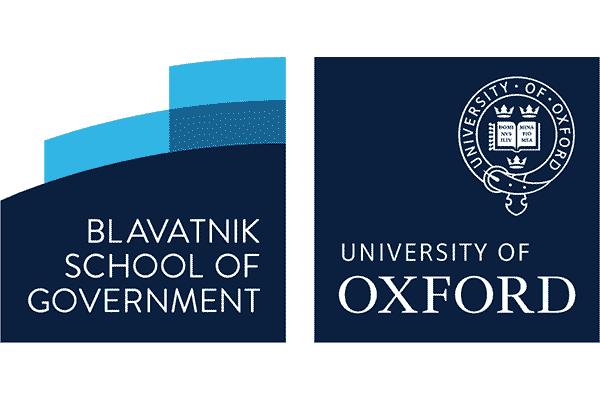 Blavatnik School of Government, Oxford University Logo Vector PNG
