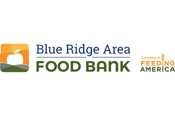 Blue Ridge Area Food Bank (BRAFB) Logo Vector PNG