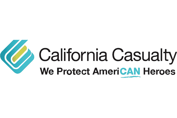 California Casualty Logo Vector PNG