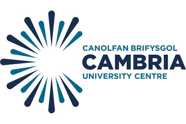 Cambria University Centre Logo Vector PNG