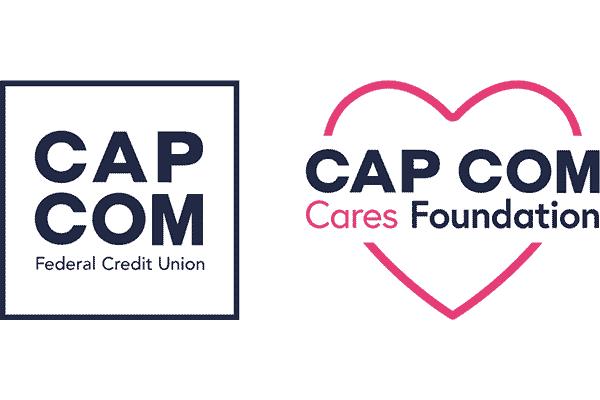 Cap Com Cares Foundation Logo Vector PNG