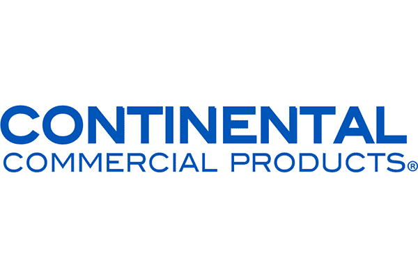 Continental Commercial Products Logo Vector PNG