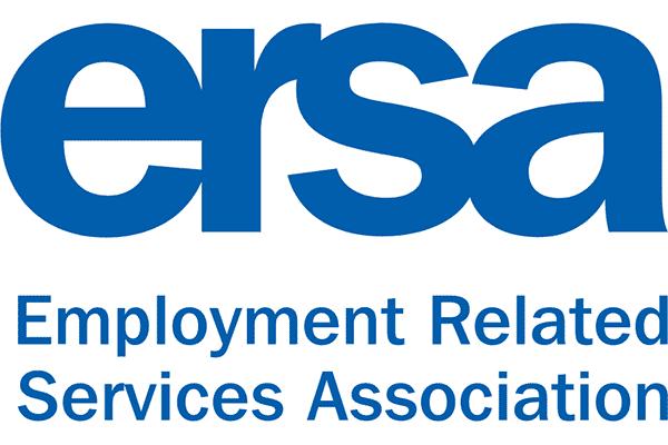 Employment Related Services Association (ERSA) Logo Vector PNG