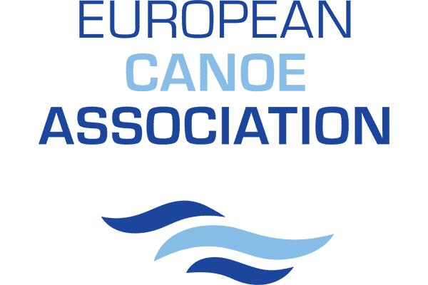European Canoe Association Logo Vector PNG