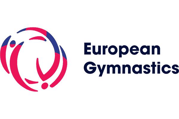 European Gymnastics Logo Vector PNG