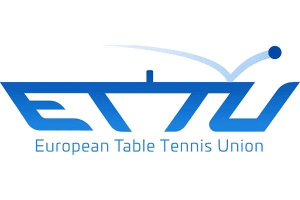 European Table Tennis Union (ETTU) Logo Vector PNG