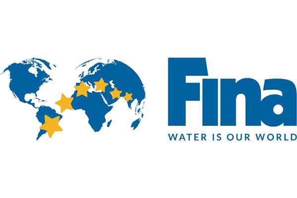 FINA (Federación Internacional de Natación) Logo Vector PNG