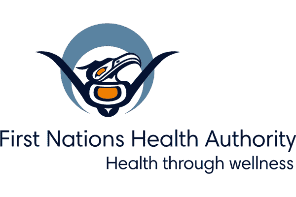 First Nations Health Authority Logo Vector PNG