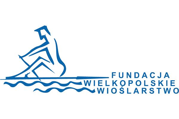 Fundacja Wielkopolskie Wioślarstwo Logo Vector PNG