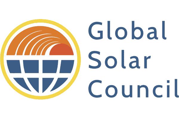 Global Solar Council Logo Vector PNG