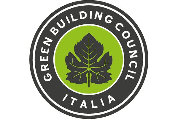 Green Building Council Italia Logo Vector PNG