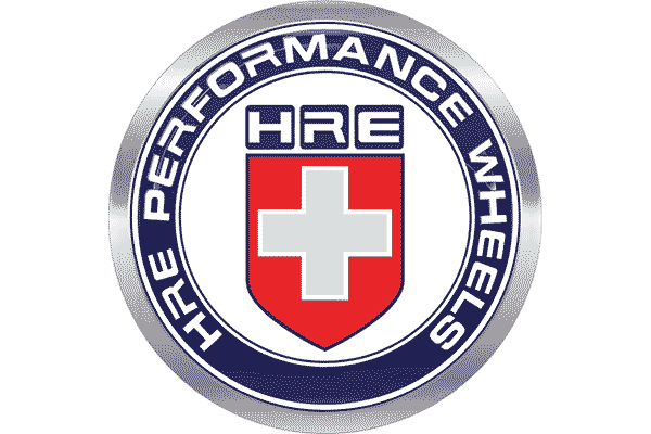 HRE Performance Wheels Logo Vector PNG