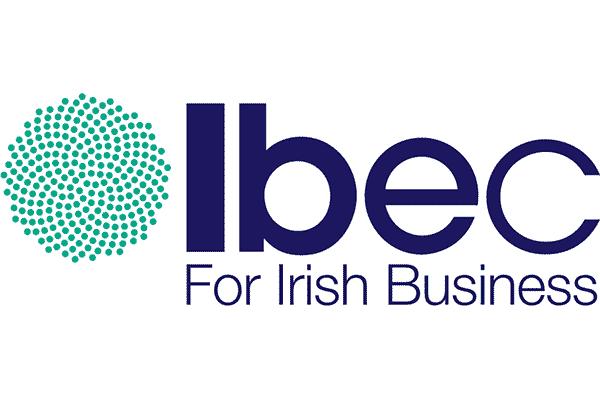 Ibec For Irish Business Logo Vector PNG