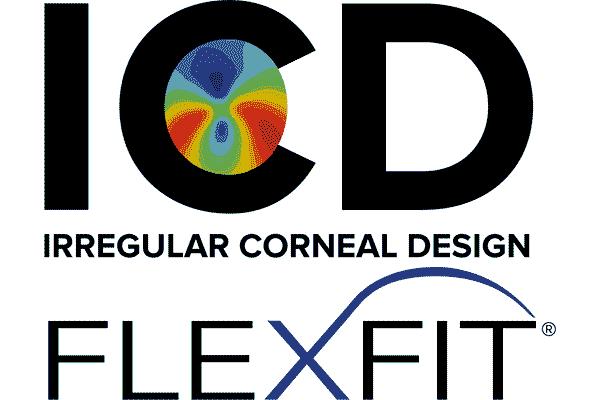 ICD FLEXFIT Logo Vector PNG