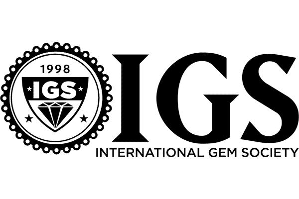 International Gem Society (IGS) Logo Vector PNG