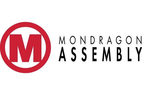 Mondragon Assembly Logo Vector PNG