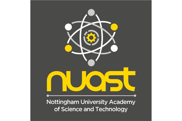 Nottingham University Academy of Science and Technology (NUAST) Logo Vector PNG