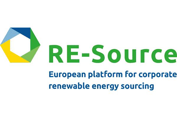 RE-Source Platform Logo Vector PNG