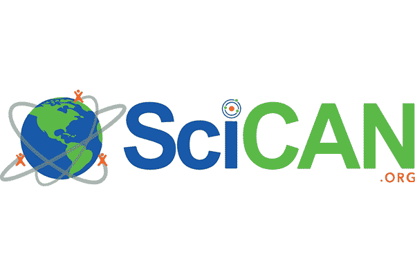 SciCAN.org – Science and Community Action Network Logo Vector PNG
