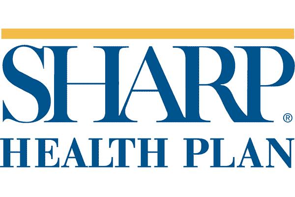 Sharp Health Plan Logo Vector PNG