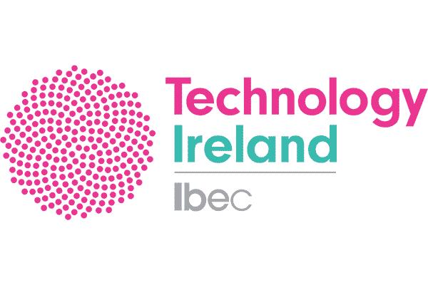 Technology Ireland Logo Vector PNG