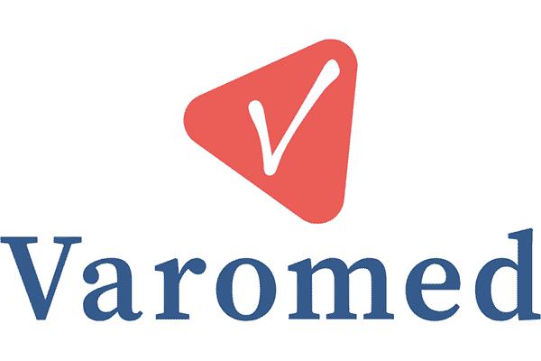 Varomed.de Logo Vector PNG