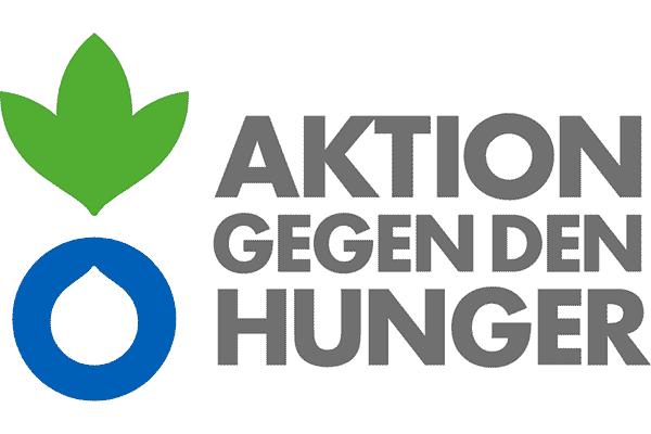 Aktion gegen den Hunger Logo Vector PNG