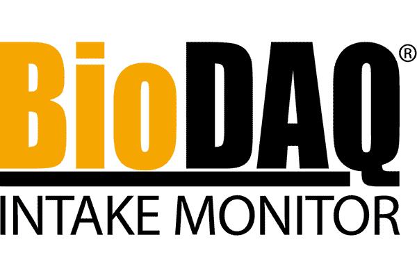 BioDAQ Intake Monitor Logo Vector PNG